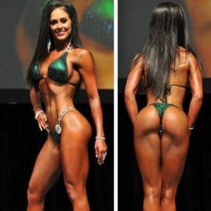 Ashley Kaltwasser: Miss Olympia Bikini Champion 2013