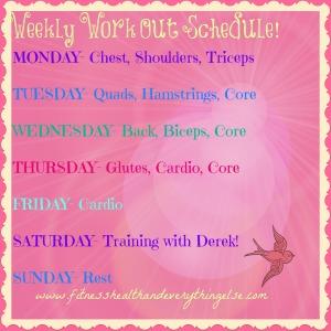 weeklyworkout