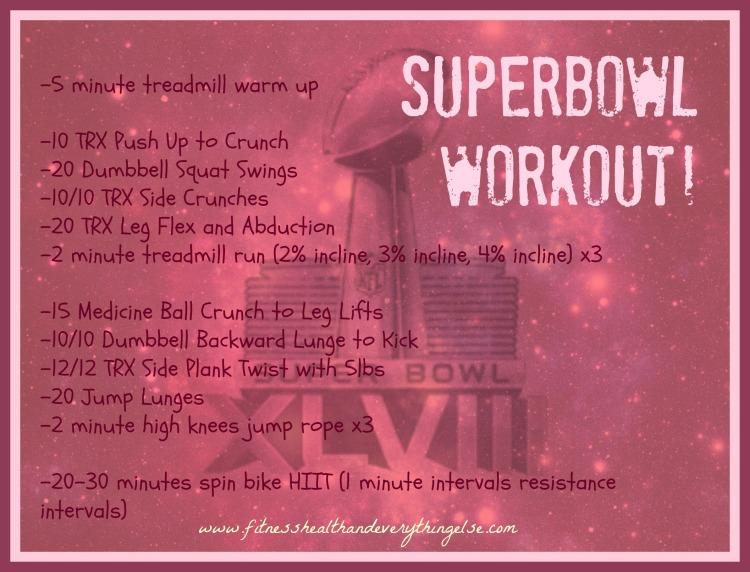 Superbowl Sunday!