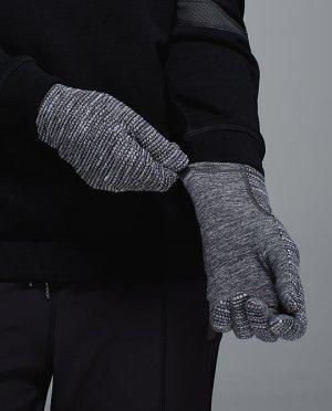 Lululemon - Run with Me Gloves
